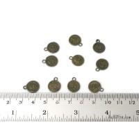 จี้เหรียญ ELIZABETH 11 มม. (10 กรัม)