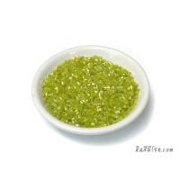 ลูกปัดแท่ง 2 มิล สีเขียว (20 กรัม)