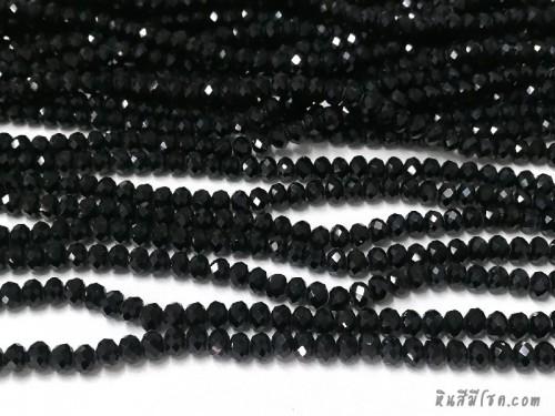 คริสตัลซาลาเปา 6 มิล สีดำ