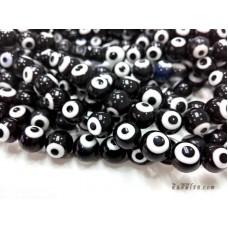 อีวิลอายส์ 10 มิล สีดำ