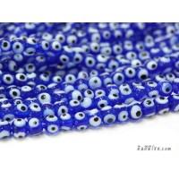 อีวิลอายส์ 6 มิล สีน้ำเงิน